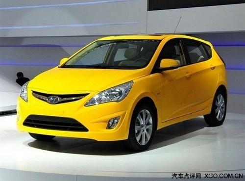 北京现代汽车越野10万左右高清图片