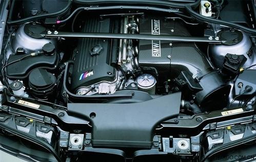 e46 m3 csl所搭载的发动机与普通e46