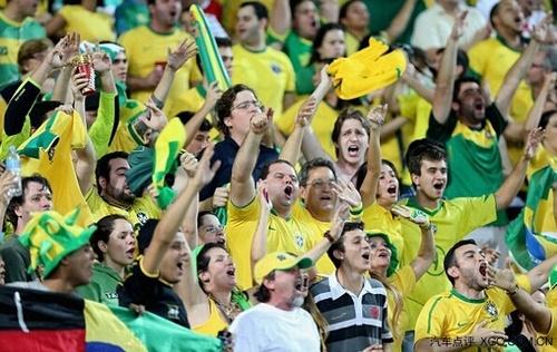 2014巴西世界杯在哪个城市举办