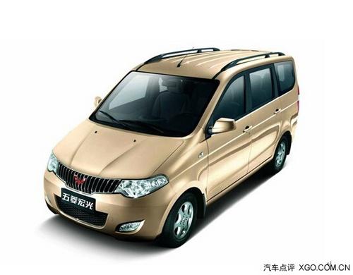推荐车型二:五菱宏光-紧凑型MPV受追捧 三款高性价比车型推荐高清图片