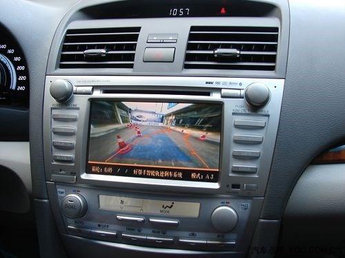 使用倒车影像 减少那些意外的事故