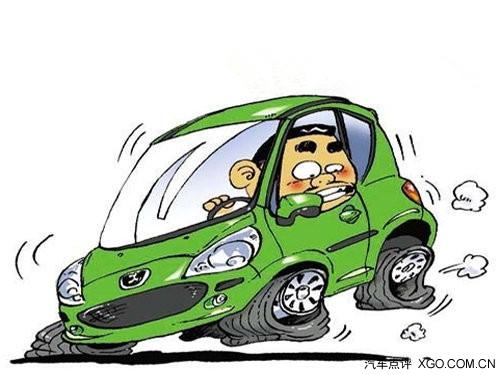 车辆保养矢量图
