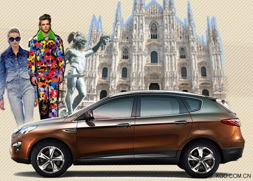 纳智捷全车系试驾 赢米兰时尚之旅