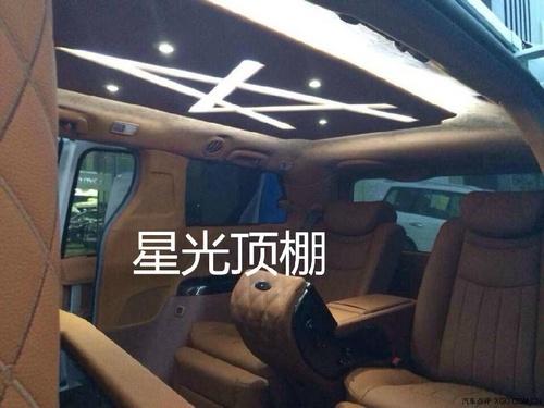 天津进口丰田塞纳专业改装图片高清图片