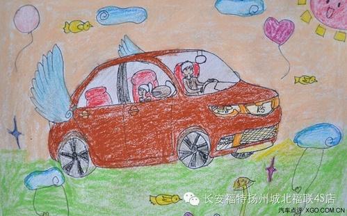 """车""""儿童绘画比赛第一季  5,参与选手需留下家长准确号码以及家庭住址"""