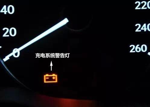 汽车仪表盘上的图标,你都认全了吗高清图片