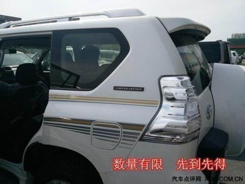 中东版丰田霸道2700 低油耗高动力王者车型