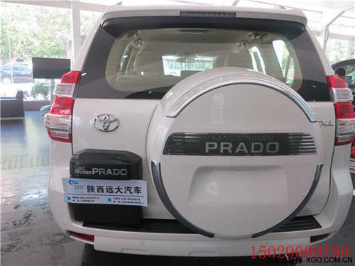 陕西远大 -霸道2700 普拉多2700西安现车促销M高清图片