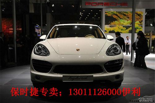 网通社汽车 北京保时捷凯宴价格    外观方面,新款保时捷卡宴充满曲线