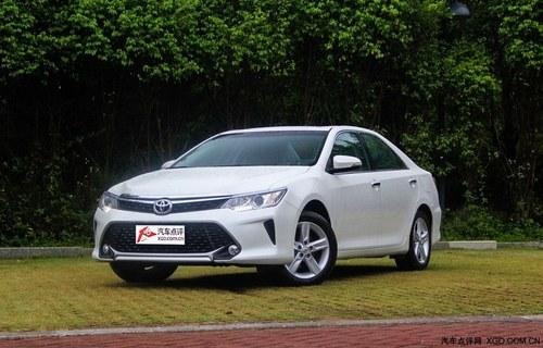 丰田凯美瑞价格 2.0新款凯美瑞内部报价