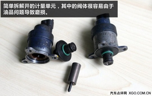 油泵供油的控制阀 燃油计量单元的功用