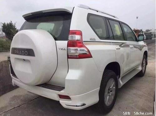 丰田霸道2700中东 越界霸主贺岁低价售