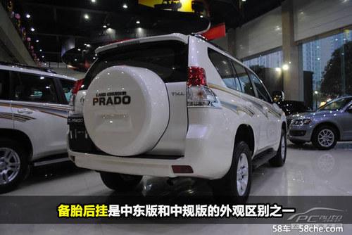 丰田霸道2700天津进口批发全国统一36万