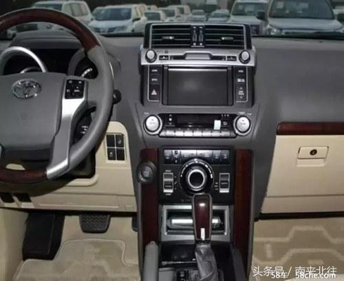 17丰田霸道2700普拉多原装进口特惠改装