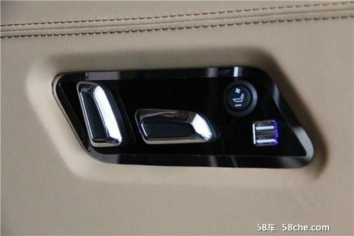 座椅侧面开关控制区,还有usb电源接口方便随时给移动设备充电.