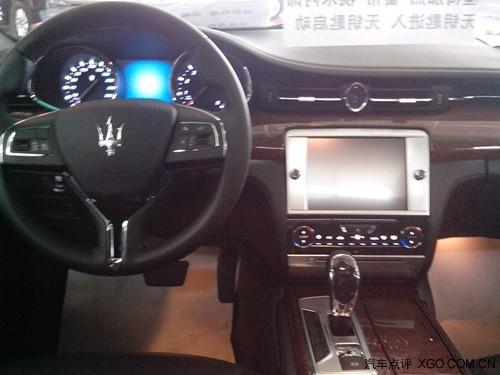 新款玛莎拉蒂-总裁 天津现车标配 155万